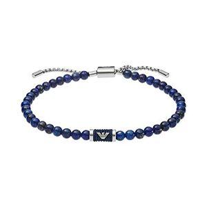 Emporio Armani Homme Sans métal Bracelet en chane - Publicité