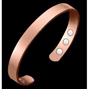Phy Bracelet magnétique en cuivre pur avec des aimants VCCUIVLIS - Publicité