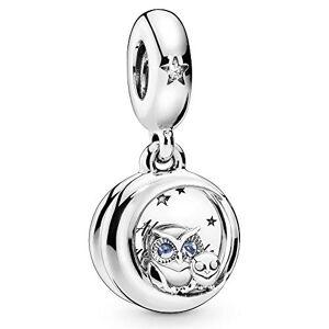 Pandora Femme Argent Charms et perles - Publicité