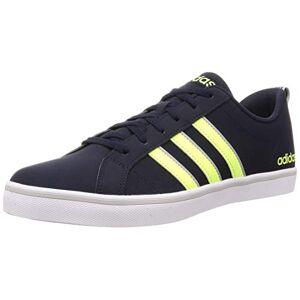 Adidas Vs Pace, Baskets Homme, Legend Ink/Hi/Res Yellow/Grey Two F17, 44 EU - Publicité