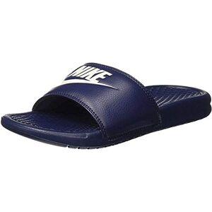 Nike Benassi Tongs Homme Bleu (Midnight Navy/Windchill 403) 45 - Publicité