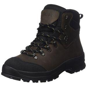 Aigle Laforse Mtd, Chaussures de Chasse Mixte, Marron (Dark Brown), 43 EU - Publicité