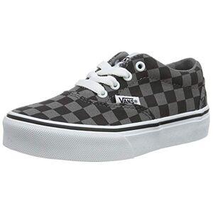 Vans Doheny, Sneaker, Noir ((Checkerboard) Black/Pewter), 36.5 EU - Publicité
