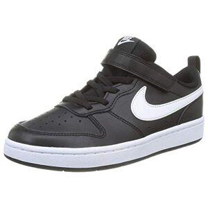 Nike Court Borough Low 2 (GS), Sneaker, Black/White, 36.5 EU - Publicité