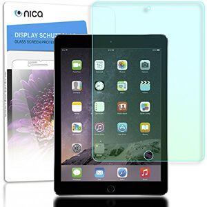 NALIA cran Protection Compatible avec Apple iPad Air & iPad Air 2 & iPad 9,7 ' (2017) Tablet, Verre Trempé Résistant raflure Glass Screen Protector Transparent - Publicité