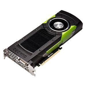 PNY NVIDIA QUADRO M6000 Carte Graphique Professionnelle 12 Go GDDR5 PCI-Express 4K 4 x DP + DVI + Stereo (VCQM6000-PB) - Publicité
