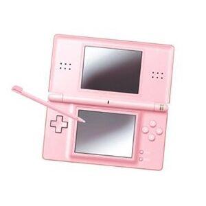 Nintendo Console Nintendo DS Lite rose - Publicité