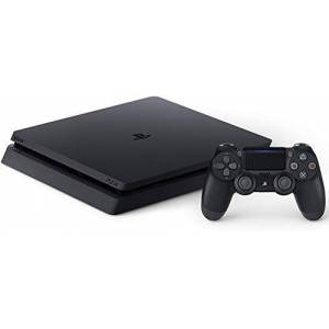 ソニー・インタラクティブエンタテインメント PlayStation 4 ジェット・ブラック 1TB (CUH-2200BB01) - Publicité
