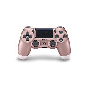 Sony Manette PlayStation 4 officielle, DUALSHOCK 4, Sans fil, Batterie rechargeable, Bluetooth, Rose Gold (Or Rose) - Publicité
