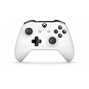 Microsoft Xbox Manette sans Fil pour Xbox One Blanc - Publicité