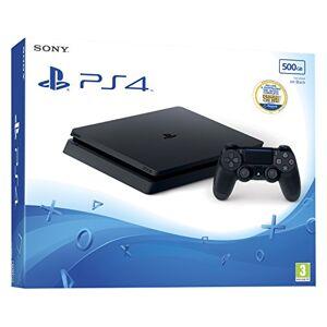 Sony Console Videogames Sony Entertainment PS4 500GB E Chassis + Dimmi Chi Sei! Voucher - Publicité