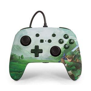 PowerA Manette Filaire : Zelda Link pour Nintendo Switch - Publicité