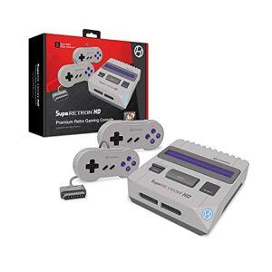 Hyperkin SupaRetoN HD Console Retro gaming pour Cartouches Nintendo Super NES - Publicité