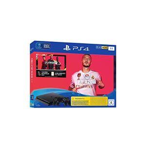Sony Playstation 4 Slim 1TB Console Noir + FIFA 20 + 2 DualShock 4 Controller - Publicité