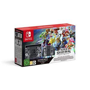 Nintendo Pack Nintendo Switch Edition Super Smash Bros. Ultimate (Code De Téléchargement) - Publicité