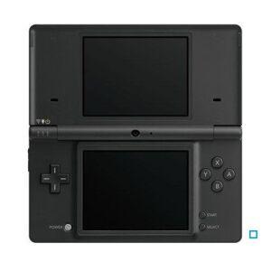 Nintendo Console Nintendo DSi noir - Publicité