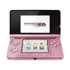 Nintendo Console Nintendo 3DS rose corail [import anglais] - Publicité