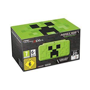 Nintendo Console New Nintendo 2ds Xl Minecraft Ll Creeper Edition - Publicité