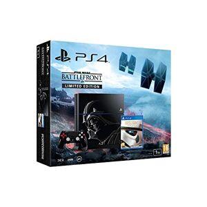 Sony Console PlayStation 4 1To + Star Wars : battlefront édition limitée - Publicité