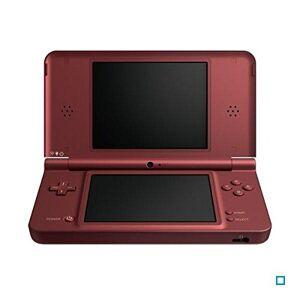 Nintendo Console Nintendo DSI XL bordeaux - Publicité