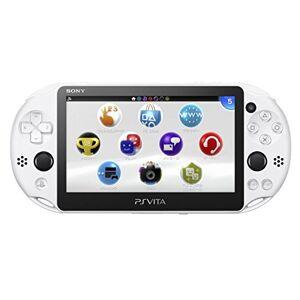 Sony PSVita Glacier White PlayStation Vita Wi-fi (PCH-2000ZA22) [new] import japon - Publicité