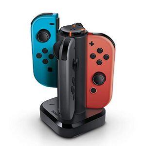 BIONIK BNK-9019 Nintendo Switch Tetra Power Quad Port Dock Charges Controllers - Publicité