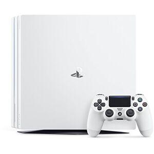 Sony PS4 Pro B 1 To blanc - Publicité