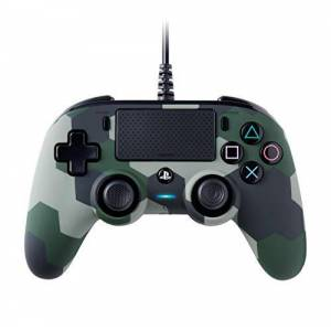 Bigben Interactive Nacon Compact Contrôleur Camogreen avec câble – Licence Officielle Sony Playstation – Playstation 4 - Publicité