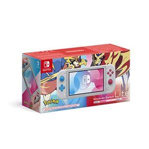 Nintendo Console Nintendo Switch Lite Édition Zacian & Zamazenta - Publicité