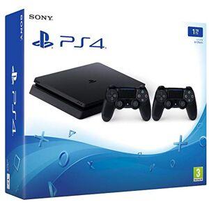 Sony Playstation 4 1tb + 2 Dualshock 4 Bundle - Publicité