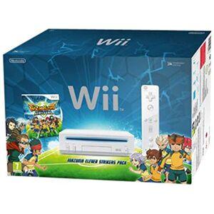 Nintendo Console Nintendo Wii blanche 'Inazuma Eleven : Strikers' série limitée - Publicité