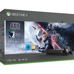 Microsoft Star Wars Jedi: Fallen Order Xbox One X 1 To - Publicité