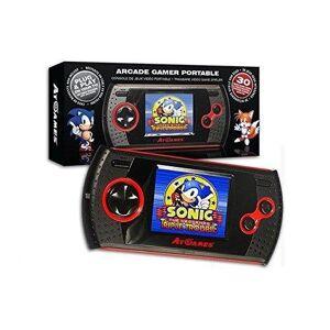 Avanquest Sega Portable Video Game Player - Publicité