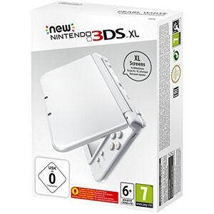 Nintendo Console New Nintendo 3DS XL blanc perle - Publicité