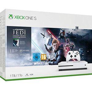 Microsoft Star Wars Jedi: Fallen Order Xbox One S 1 To - Publicité