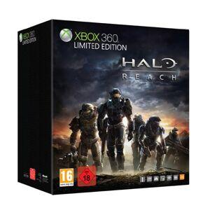 Microsoft Console Xbox 360 250 GB Limited Edition + Halo Reach [import allemand] - Publicité