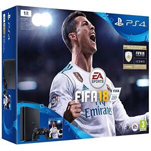 Sony PS4 Slim 1To + FIFA 18 - Publicité