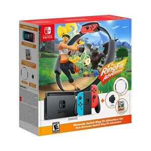 Nintendo Console Pack Nintendo Switch Ring Fit Adventure - Publicité