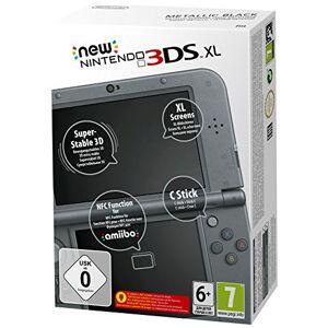 Nintendo Console New Nintendo 3DS XL métallique noir - Publicité