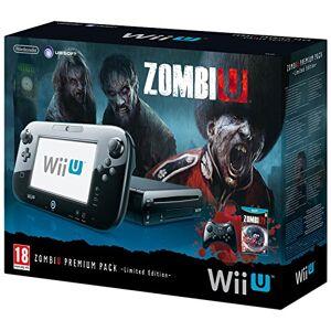 Nintendo Console Nintendo Wii U 32 Go noire 'ZombiU' premium pack - Publicité