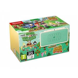 Nintendo New 2DS XL Animal Crossing Edition - Publicité