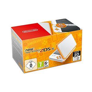 Nintendo New Nintendo 2DS XL Blanc/Orange - Publicité