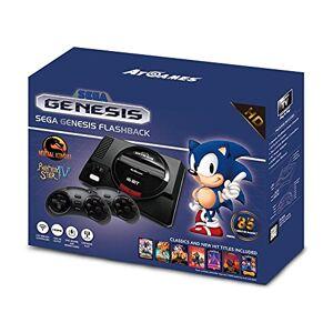 AT Games Console Retro Sega Megadrive + 85 jeux HD - Publicité