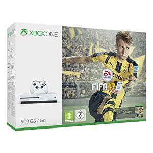 Microsoft Pack Console Xbox One S 500 Go + Fifa 17 - Publicité