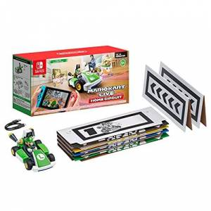 Nintendo MARIO KART LIVE HOME CIRCUIT LUIGI - Publicité