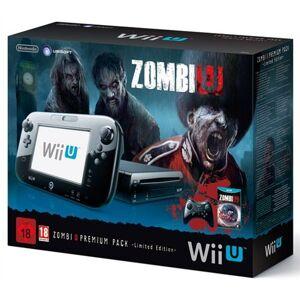 Nintendo Console Nintendo Wii U 32 Go 'ZombiU' premium pack [import italien] - Publicité