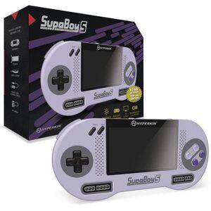 Hyperkin Console portable SupaBoy S (SNES/SFC) version EU - Publicité