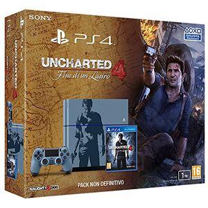 Sony Entertainment Playstation 4 Black 1Tb + Uncha - Publicité