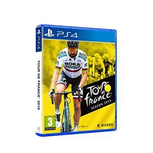 Giochi per Console Big Ben Sw Ps4 Tour De France - Publicité