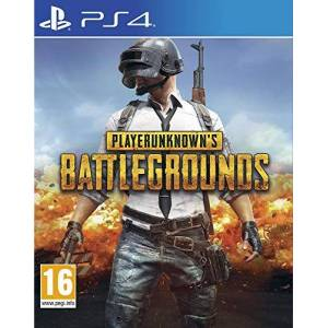 Sony PlayerUnknown's Battlegrounds (PS4) - Publicité